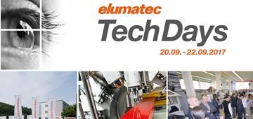 elumatec TechDays 2017