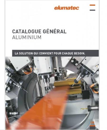 Catalogue général aluminium construction