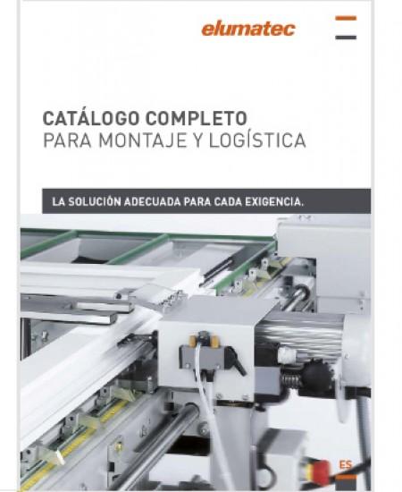 CATÁLOGO COMPLETO PARA MONTAJE Y LOGÍSTICA