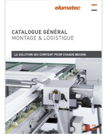 Catalogue général montage & logistique