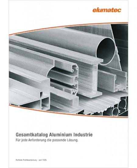 Gesamtkatalog Aluminium - Industrie