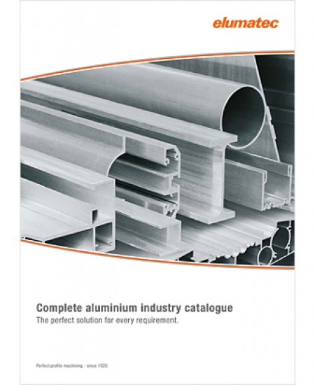 Complete aluminium industry catalogue