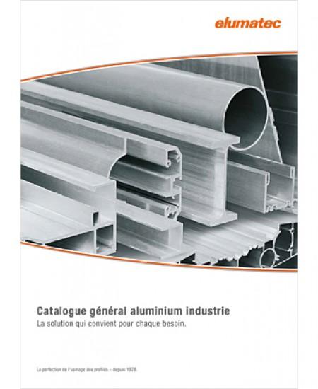 Catalogue général aluminium industrie