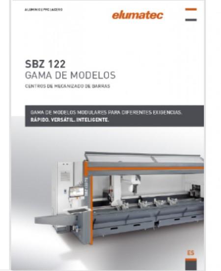 SBZ 122 - GAMA DE MODELOS