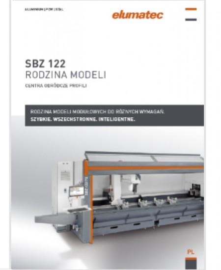SBZ 122 I Rodzina modeli