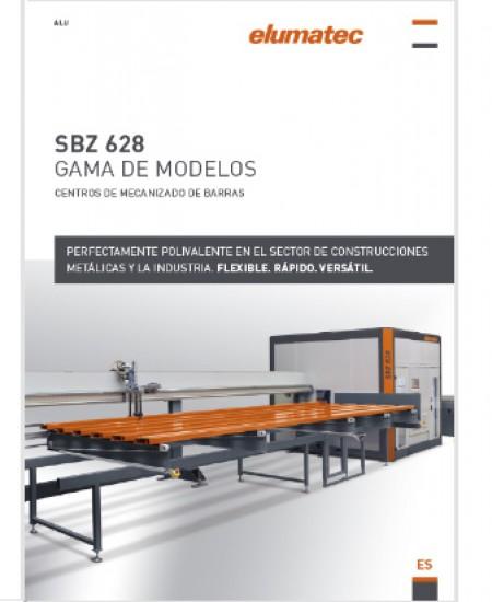 SBZ 628 GAMA DE MODELOS