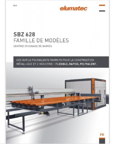 Famille de modèles SBZ 628