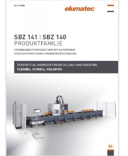 Stabbearbeitungszentrum SBZ 141