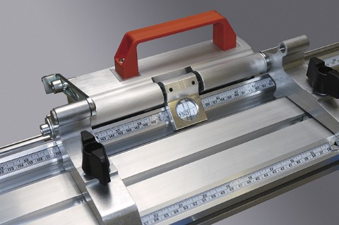Systèmes de butée et de mesure