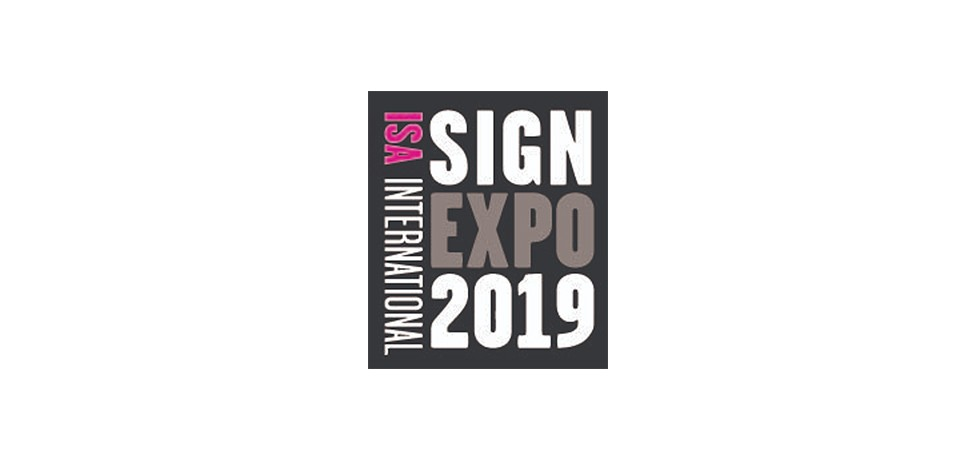 International Sign Expo (ISA) 2019