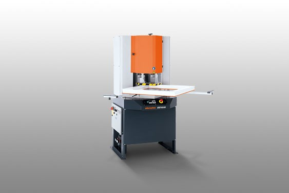 ES 710 LV 1-head welding machine