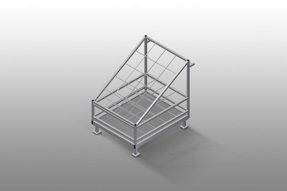 AW 1100 Reinforcement trolley