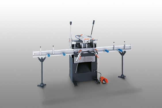 Perfiles de aluminio AS 170/10 Copiadora fresadora simple  Elumatec