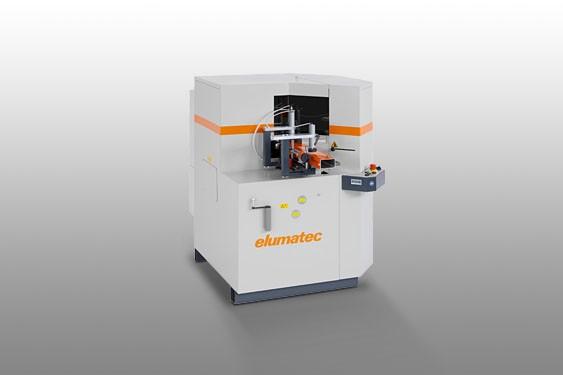 Aluminium Profiles AKS V-550 Notching saw Elumatec