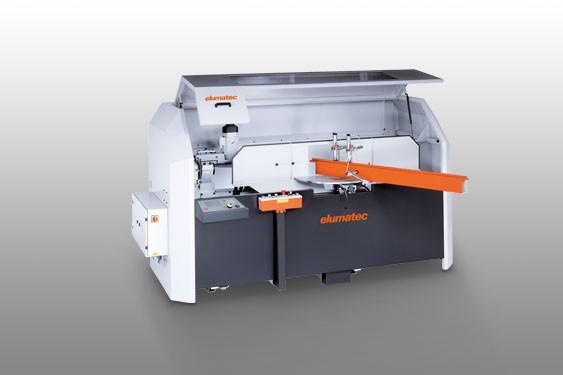 AKS 134/00 Profil Alıştırma Makinesi