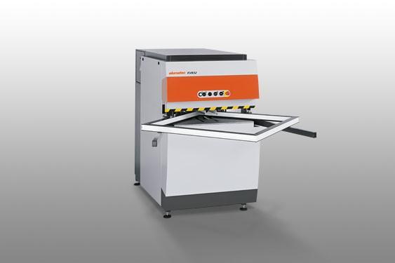 EV 832 Máquina-limpeza automática para cantos