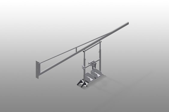 G 3000 Equipment holder