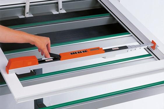 EMA 201 Cam Çıtası Ölçüm Sistemi