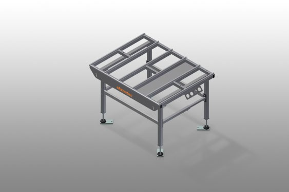 HT 1000 Horizontal table – Individual table
