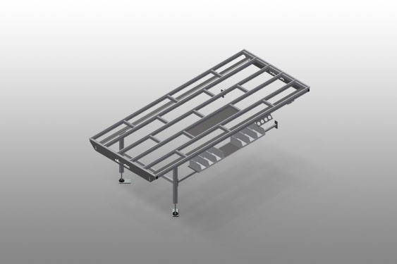 HT 3000 E Horizontal table – Expansion