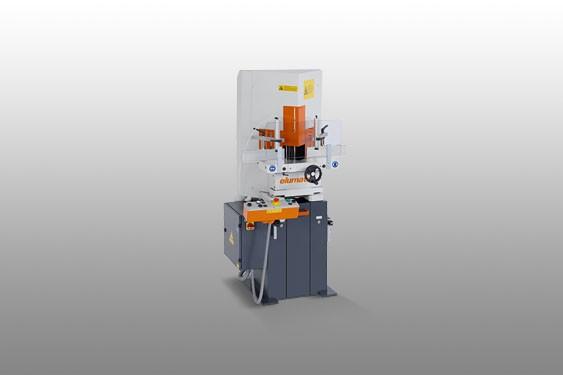 Perfis de PVC KS 101/30 Máquina de corte em V  Elumatec