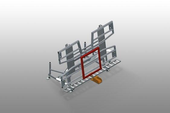 KT 4000 Tilting table Elumatec