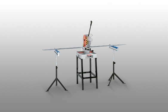 CO 250 Piła tarczowa do stali, urządzenie stołowe