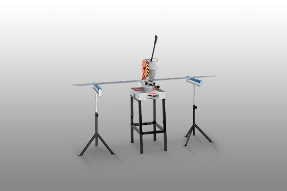 CO 250 Máquina de corte circular para metal Máquina de mesa
