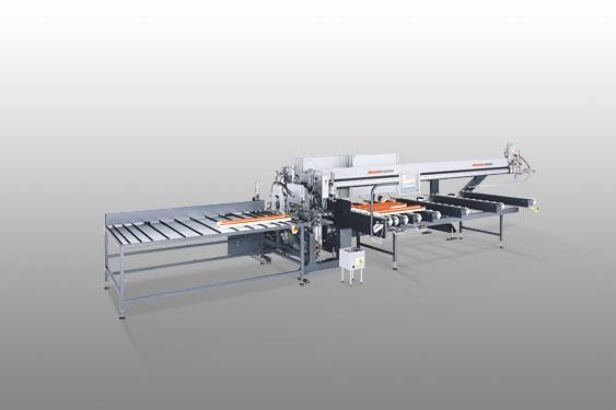 SBZ 608 Центр последующей обработки