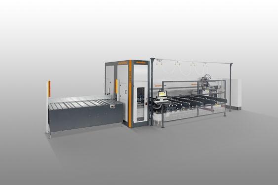 SBZ 609 Центр последующей обработки