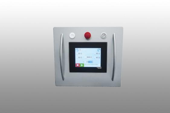 E 390 Positioning control  Elumatec