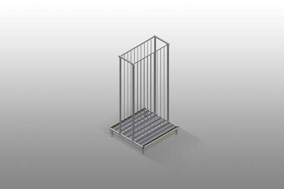 RFR 10/02 Frame rack