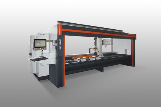 SBZ 122/70 Profil İşleme Merkezi