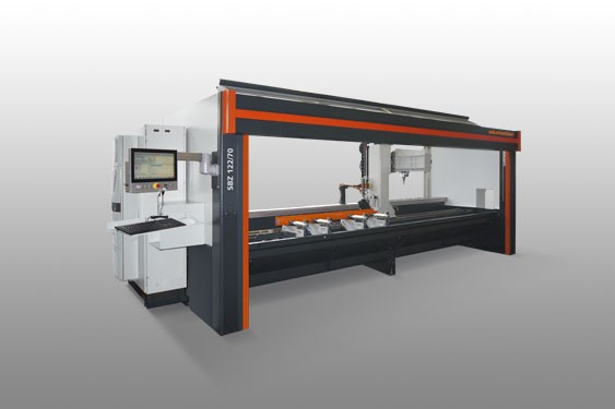 SBZ 122/70 Profile machining centre