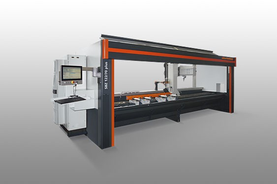 SBZ 122/70 Plus Centro de mecanizado de barras