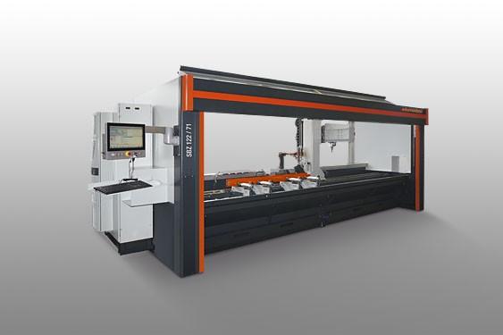 SBZ 122/71 Centro de mecanizado de barras