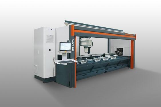 SBZ 122/73 Centro de mecanizado de barras