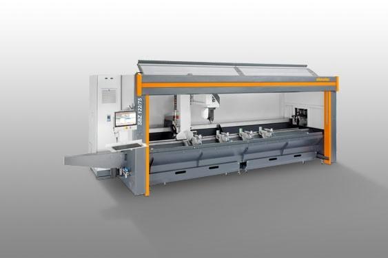 SBZ 122/75 Centro de mecanizado de barras
