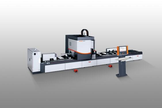 SBZ 140 Centro de mecanizado de barras