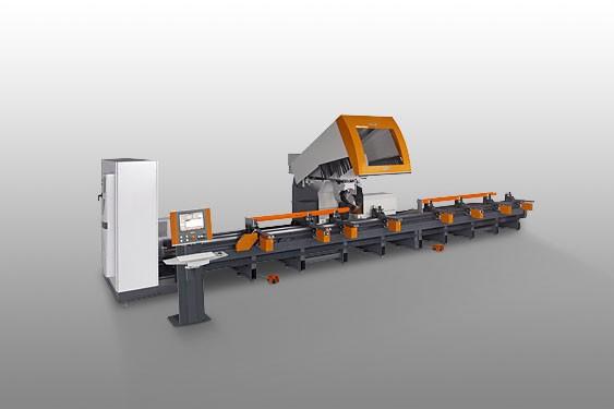 SBZ 150 eluCam Centro de mecanizado de barras