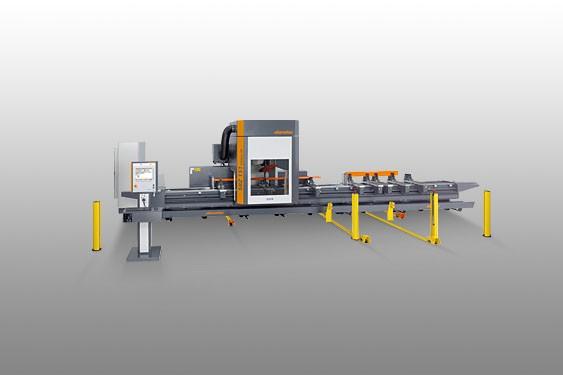 SBZ 151 Edition 90 Centro de mecanizado de barras