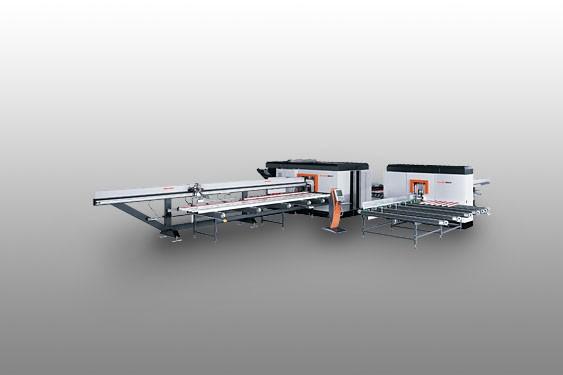 SBZ 610/13 Centro de mecanizado de barras