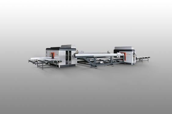 SBZ 615/13 Profile machining centre Elumatec