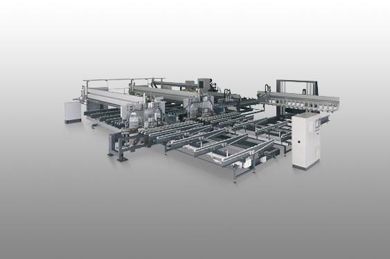 SBZ 620 Centro de mecanizado de barras
