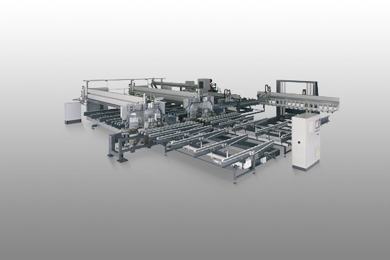 SBZ 620 Profil İşleme Merkezi