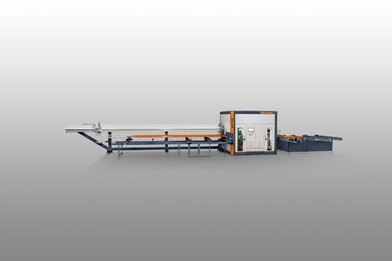 SBZ 628 XXL Profil İşleme Merkezi