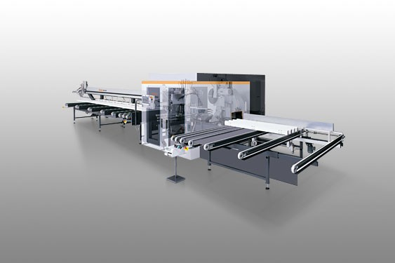 SBZ 630 Profile machining centre Elumatec