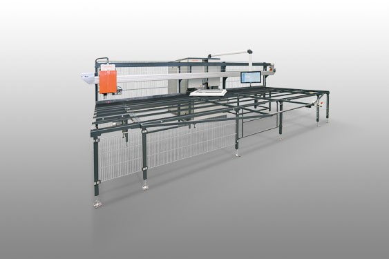 ES-4ABL Corner cleaning machine