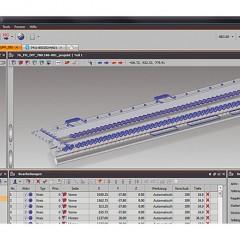 Stahl Profile eluCad Intuitiv bedienbar, übersichtliche Darstellung Elumatec