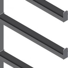 GLR 5000 Glazing bead rack Support arms Elumatec